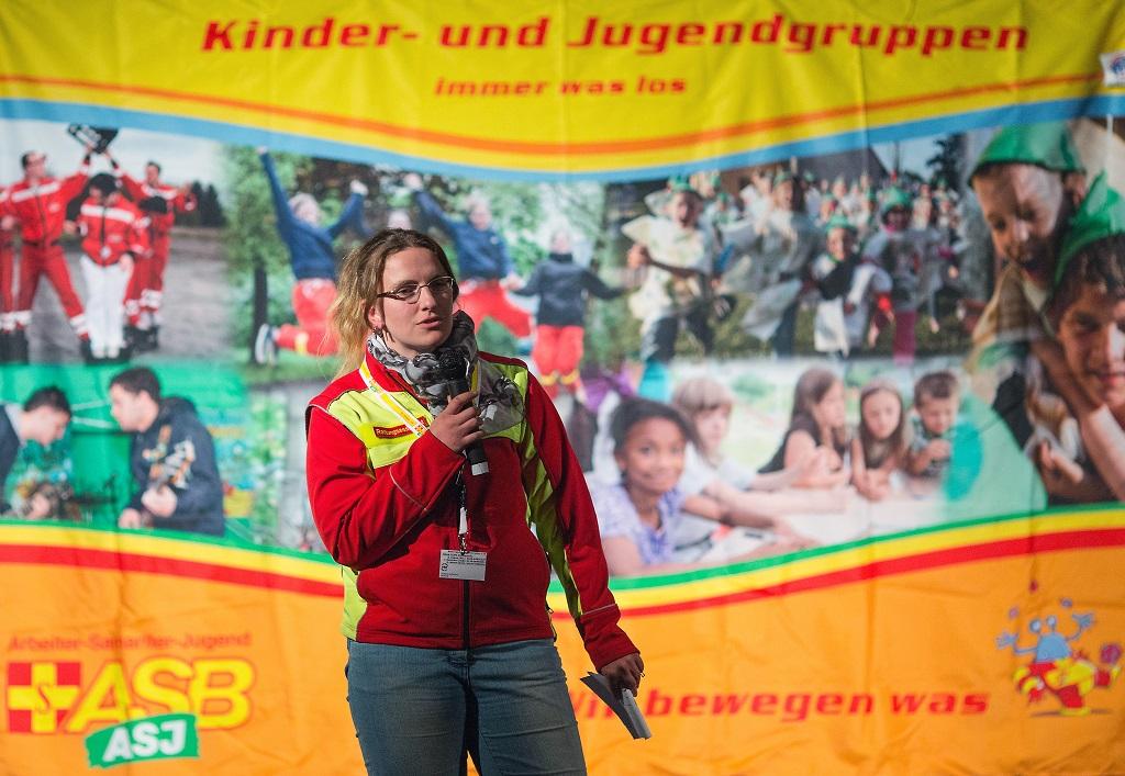 Bundesjugendwettbewerb der Arbeiter-Samariter-Jugend (ASJ) 2014